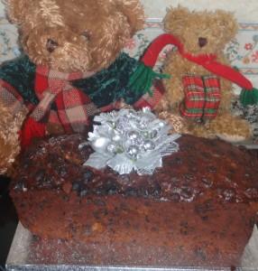 really Easy Christmas Cake recipe