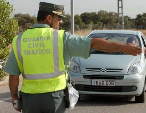 new traffic laws in Spain