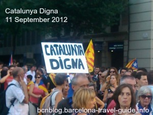 catalunya independence march