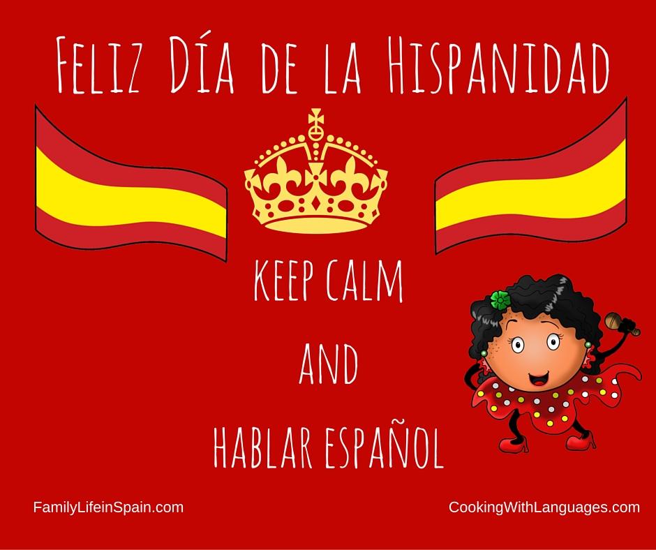 Feliz Dia De La Hispanidad