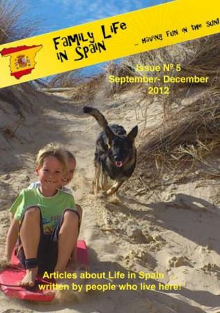 magazine about spain