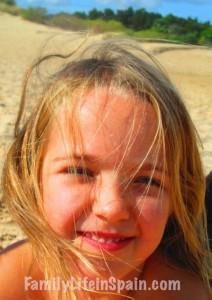 Francesca, Age 6