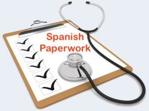 spanish paperwork health check