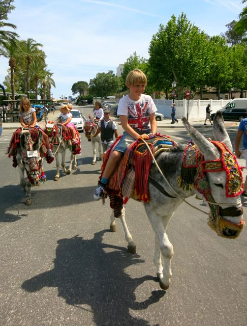 Things to Do with Kids in Mijas