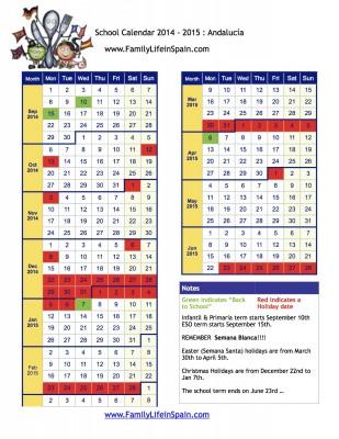 school calendar 2014 2015 jpeg