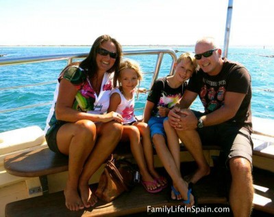 Learn About Family Life in Spain and Lisa Sadleir Here