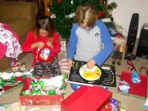 three gifts at christmas