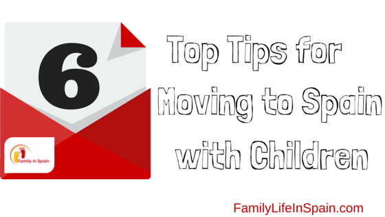 6 Top Tips for Moving to Spain with Children