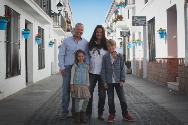 Moving Abroad With Children. Our Story. Is It Luck?