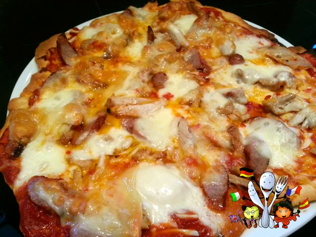 simple pizza recipe
