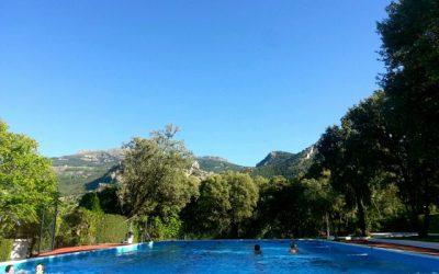 Camping in Granada: Güejar Sierra, Camping Las Lomas