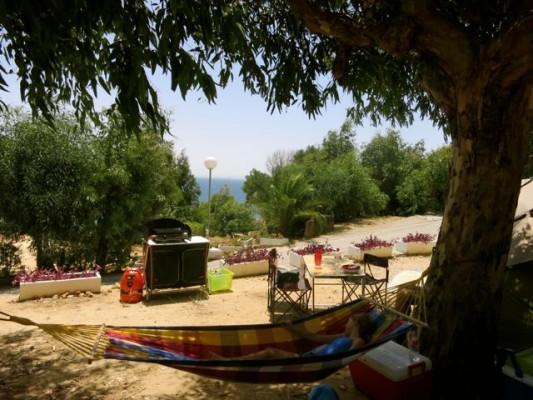 camping in tarifa