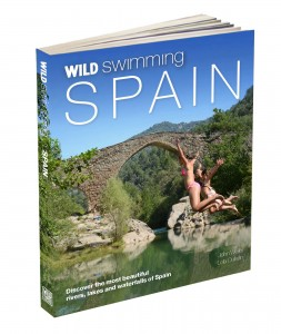 Wild Swimming Spain book