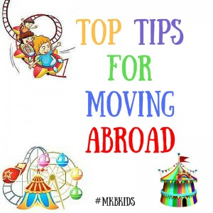 top tips for moving abroad