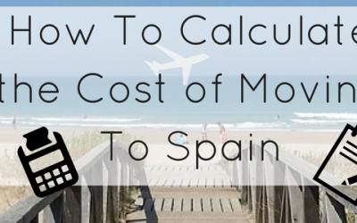 How To Calculate the Cost of Moving To Spain: Free Online Calculator