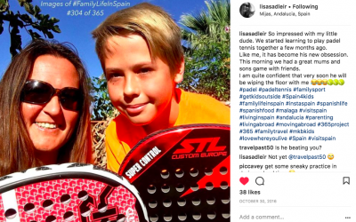 """What is paddle tennis in Spain? Actually, its """"padel"""" and it's addictive."""