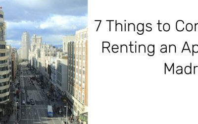 Top Tips for Renting an Apartment in Madrid