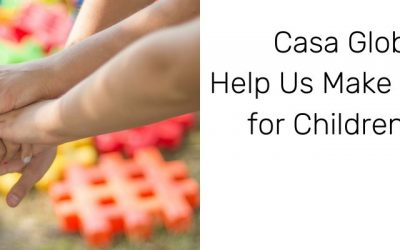 Casa Global Gift: Help Us Make a Difference for Children in Spain!
